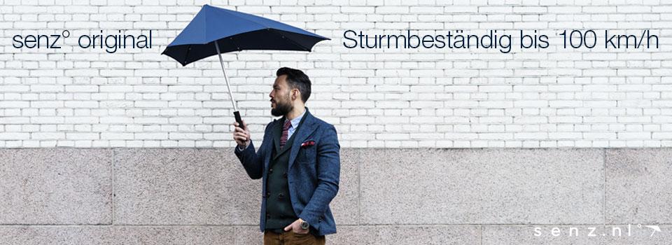 senz regenschirm als werbegschenk